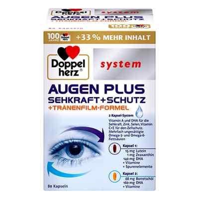 Doppelherz Augen Plus Sehkraft+schutz System Kapseln  bei Apotheke.de bestellen