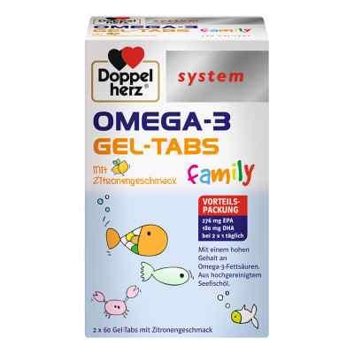 Doppelherz Omega-3 Gel-tabs Family  bei Apotheke.de bestellen