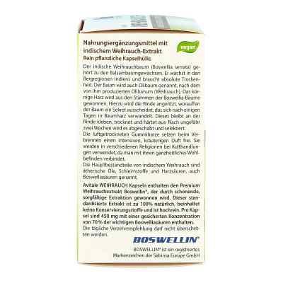 Weihrauch 450 mg Boswellia Serrata Kapseln  bei Apotheke.de bestellen