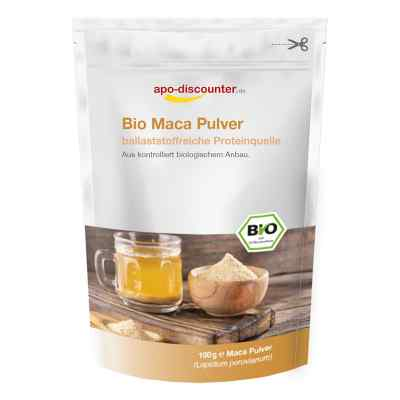 Bio Maca Pulver von apo-discounter  bei Apotheke.de bestellen