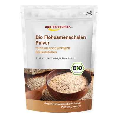 Bio Flohsamenschalen Pulver  bei Apotheke.de bestellen