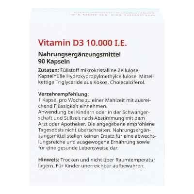 Vitamin D3 10.000 I.e. Kapseln  bei Apotheke.de bestellen