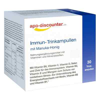 Immun-Direkt mit Manuka-Honig Trinkampullen  bei Apotheke.de bestellen