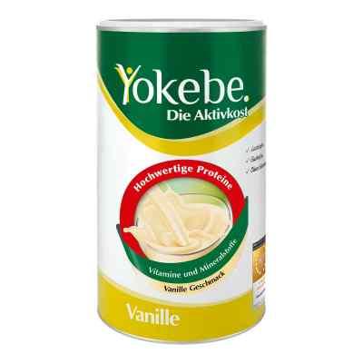 Yokebe Vanille Lactosefrei Nf2 Pulver  bei Apotheke.de bestellen