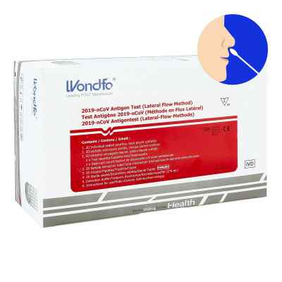 Wondfo 2019-ncov Antigen Test  bei Apotheke.de bestellen