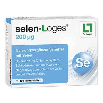 Selen-loges 200 Μg Filmtabletten  bei Apotheke.de bestellen