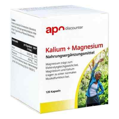Kalium + Magnesium Kapseln von apo-discounter  bei Apotheke.de bestellen