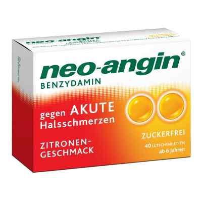 Neo-angin Benzydamin Akute Halsschmerzen Zitrone  bei Apotheke.de bestellen
