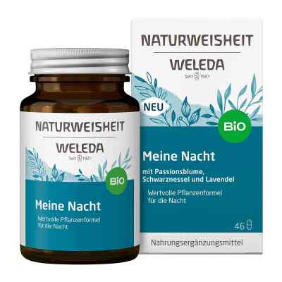 Weleda Naturweisheit Meine Nacht Kapseln  bei Apotheke.de bestellen