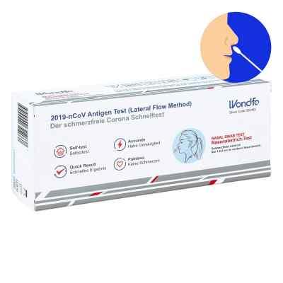 Laientest Wondfo Sars-cov-2 Antigentest zur Eigenanwendung  bei Apotheke.de bestellen